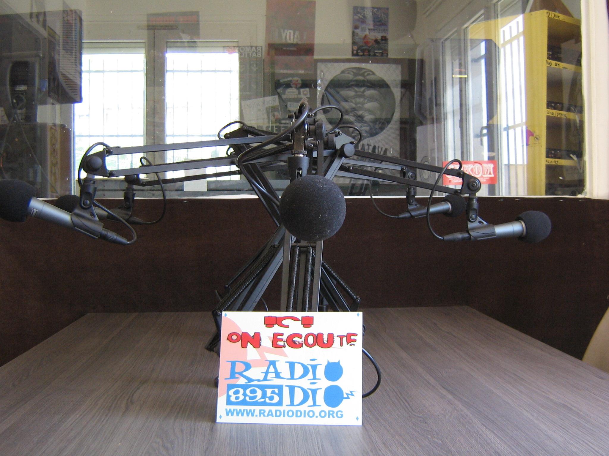 Ateliers radiophoniques