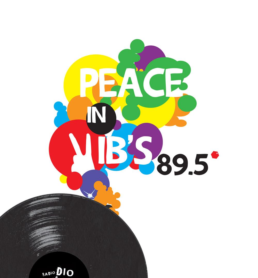 PEACE IN VIB'S