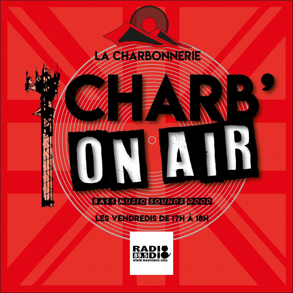 Charb' on air